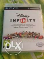 Disney Infinity used and figures and base not included