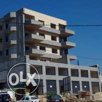 Apartments and stores for sale zgharta-tripoli highway