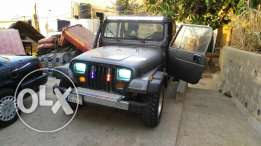 Jeep wrangler for sell
