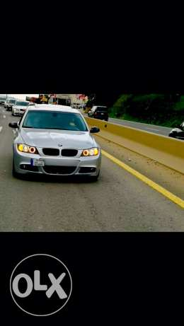 BMW 335i M performance