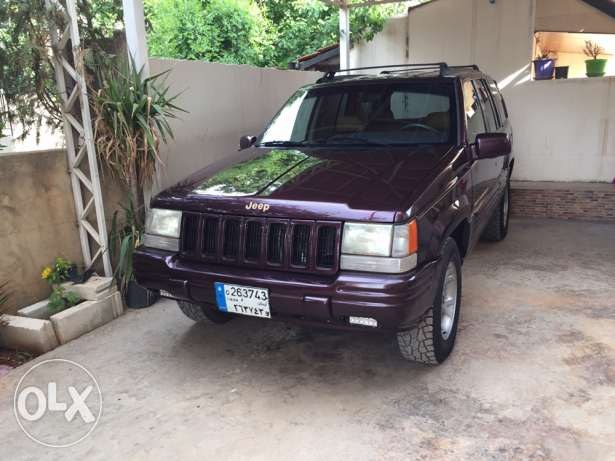 super clean grand cherokee 6 cylindres mod 97