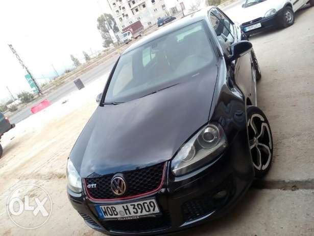 Vw Golf GTI 2.0 TURBO Germany car
