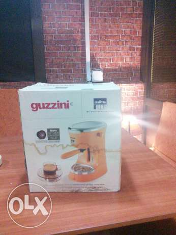 Guzzini espresso and milk machine (lavazza capsules) بوشرية -  1