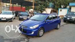 Hyundai accent 2014 perfect condition company source