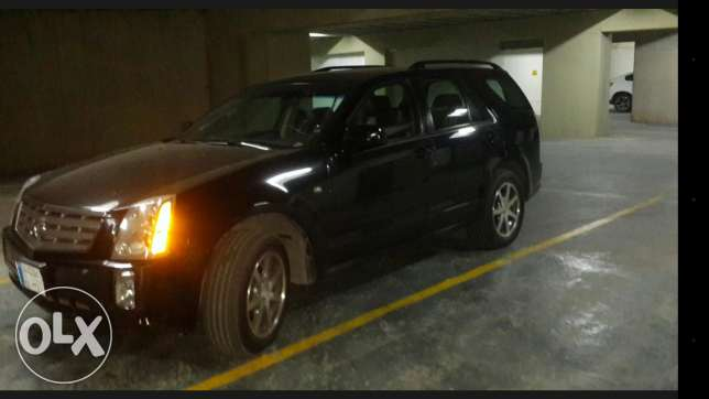 Cadillac srx for sale 4wd 7000$