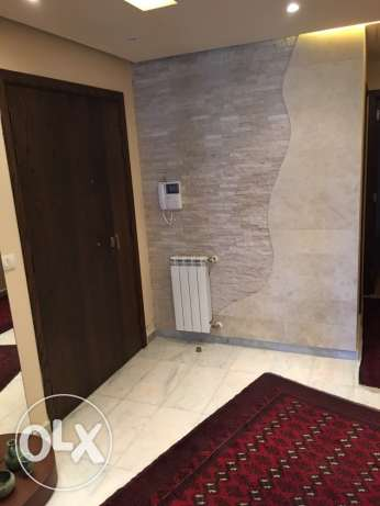 Rabieh apartment 200sqm with terrace and garden 120sqm