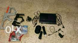 Playstation 3 + Accessories.