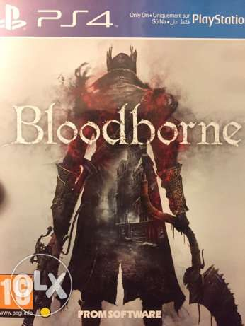 Bloodborne barley used for 25$ or trade