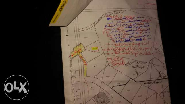 Land for sale in khalde sea and bierut view
