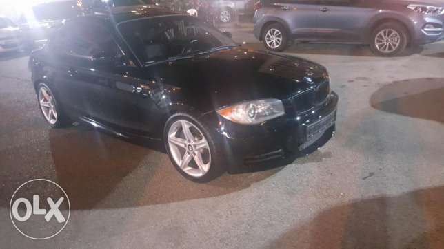 Bmw 135 M package full options 2009 ajnabieh super clean تقسيط بنك