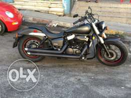 honda shadow phantom 2012