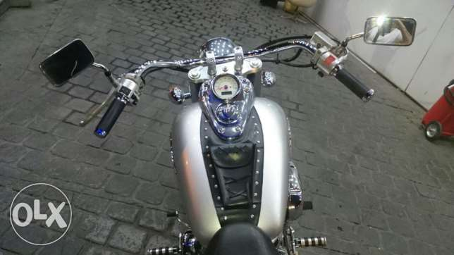Honda Shadow 750CC Motorcycle for sale with Low mileage 39000km المرفأ -  6