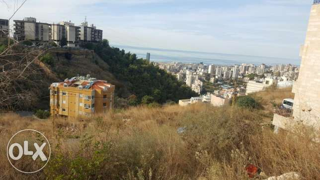 Land 30 / 90 for sale in mezher