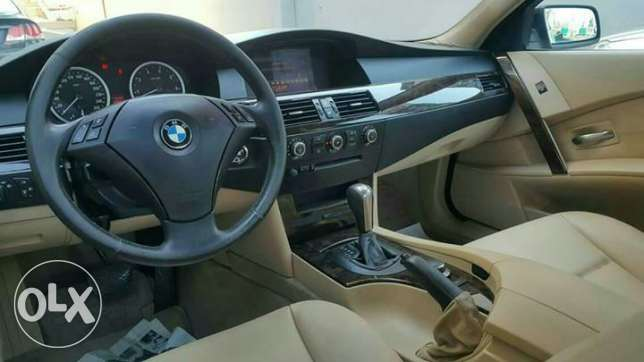 BMW serie 5 model 2006 / 523 Lebanese origin one owner no accidents راس  بيروت -  5