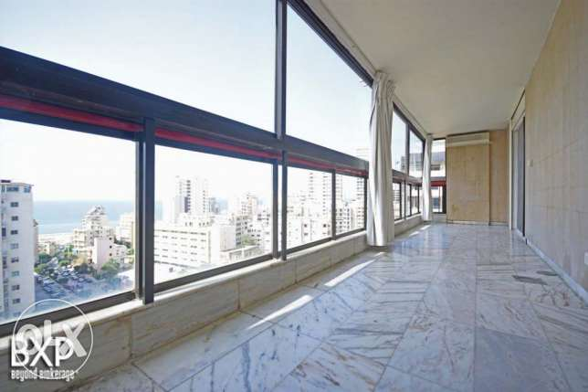 170 SQM Apartment for Rent in Beirut, Hamra AP5293 راس  بيروت -  4