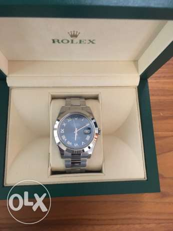 rolex oyster perpetual datejust limited