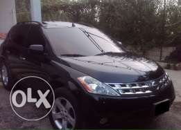 nissan murano 2004 special edition khare2 lal bei3