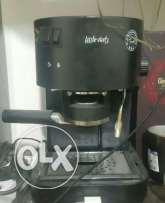 Espresso machine used 1 month