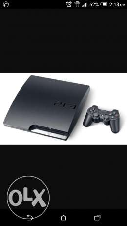 Ps3 slim black colour 360 gb or trade on ipad 4