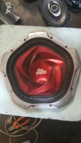 Woofer punch 12 inch