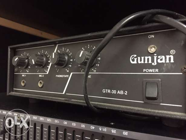barely used soundking equalizer