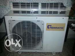 Air Condition Germatic 18000 btu in very good condition. Final price