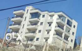 Appartment for rent in zahle (midan)