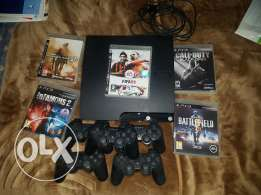 Ps3, controlers and games for sale!