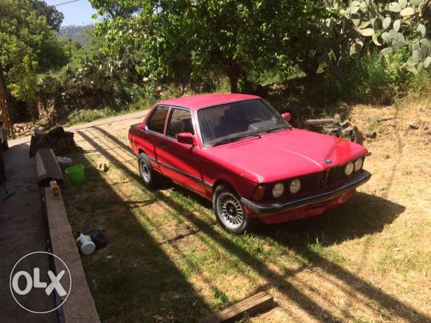 for sale e21 mod l 81 inkad 3a wre2a moter 320 6 cylinder