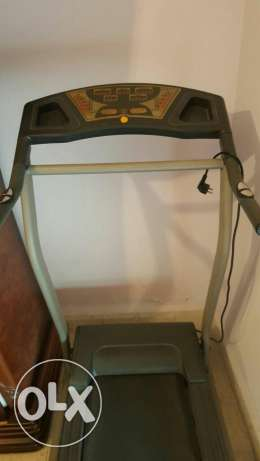 Treadmill for sale or exchange with an Elliptical machine