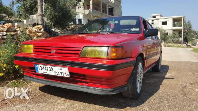 Nissan sunny very good condition