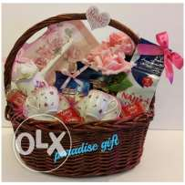 Special basket gift for Mother's