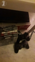 this is 7 d and 1 charge and 2 manette and ps3 500 GB