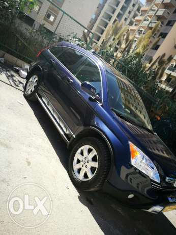 honda cr-v ex model 2008 البحصاص -  5