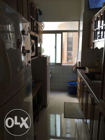 furnished apartment for rent in ramlet lbayda فردان -  1