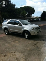 Toyota fortuner 4.0 6 cylinders
