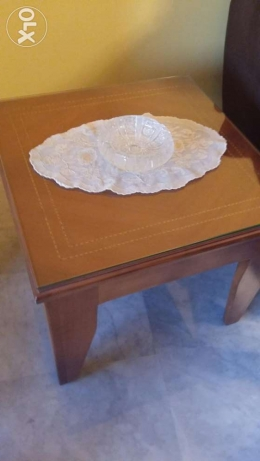 3 coffee tables set غدير -  3