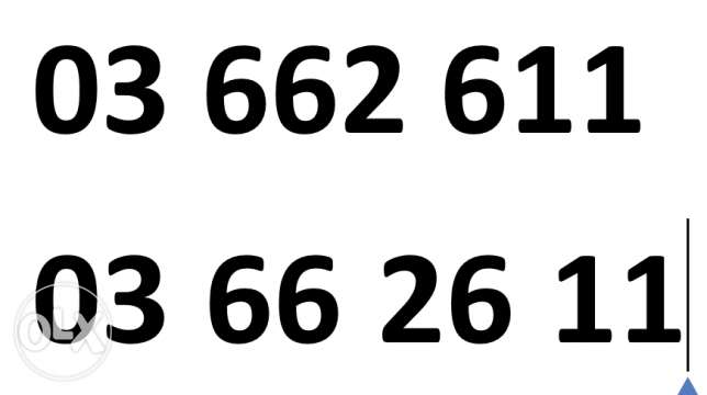 Beautiful Touch Fixed Number .