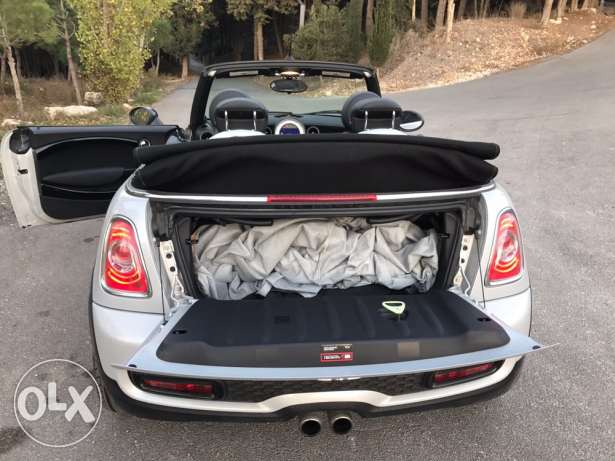 2014 mini copper S for sale بنت جبيل -  7