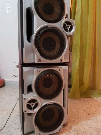 SONY speakers woofer 200watt