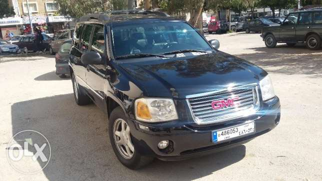 GMC/ENVOY for sale, Black and Black leather,