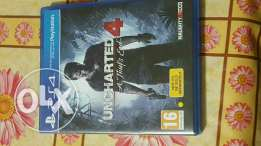 uncharted 4 ( ps4) new version