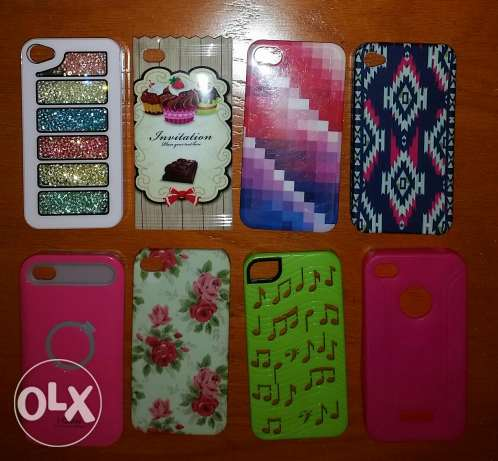 Any IPhone 4-4s Case Cover for 3,000LL!