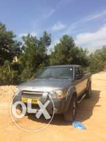 Nissan Frontier 2001 4*4 full option for sale