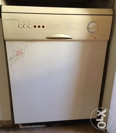 Dishwasher Campomatic- used المرفأ -  1