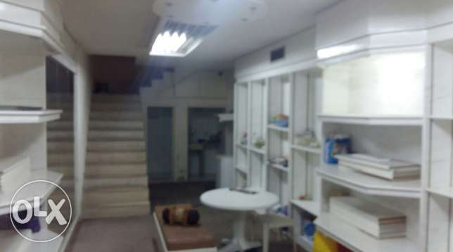 Shop for sale in Jal el dib