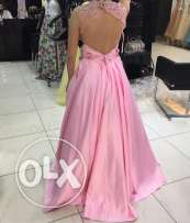 wedding or bridemaid dress pink for sell or rent