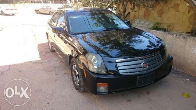 Cadillac Cts ajnabiyee full option very clean