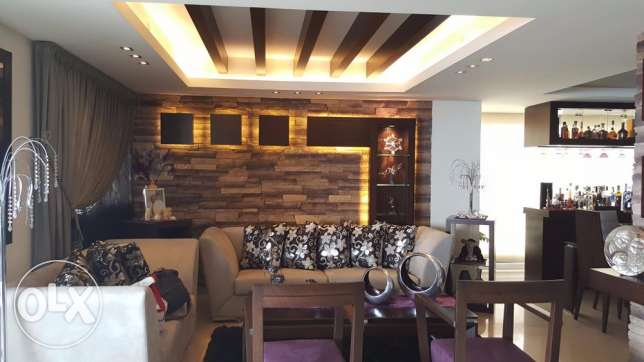 Furnished Apartment (Duplex) for Sale in Rabweh