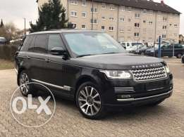 Range Rover Vogue Autobiography V8 2013 black , German, very Special !